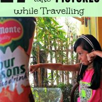 17 Fun Ways to take Pictures while Travelling