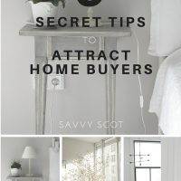 9 Secret Tips to Attract Home Buyers