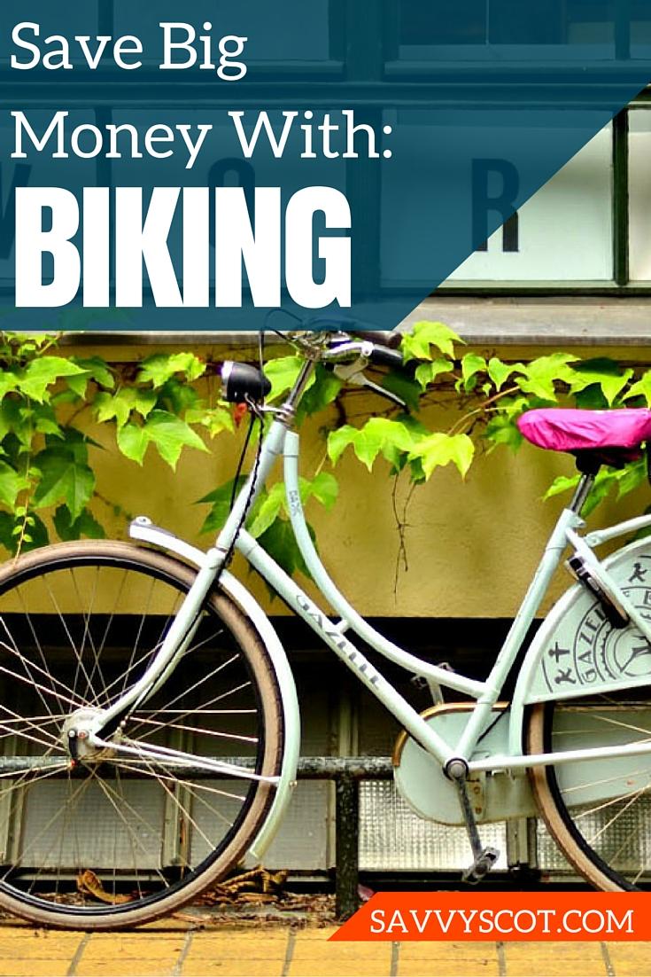 Saving Money With Biking