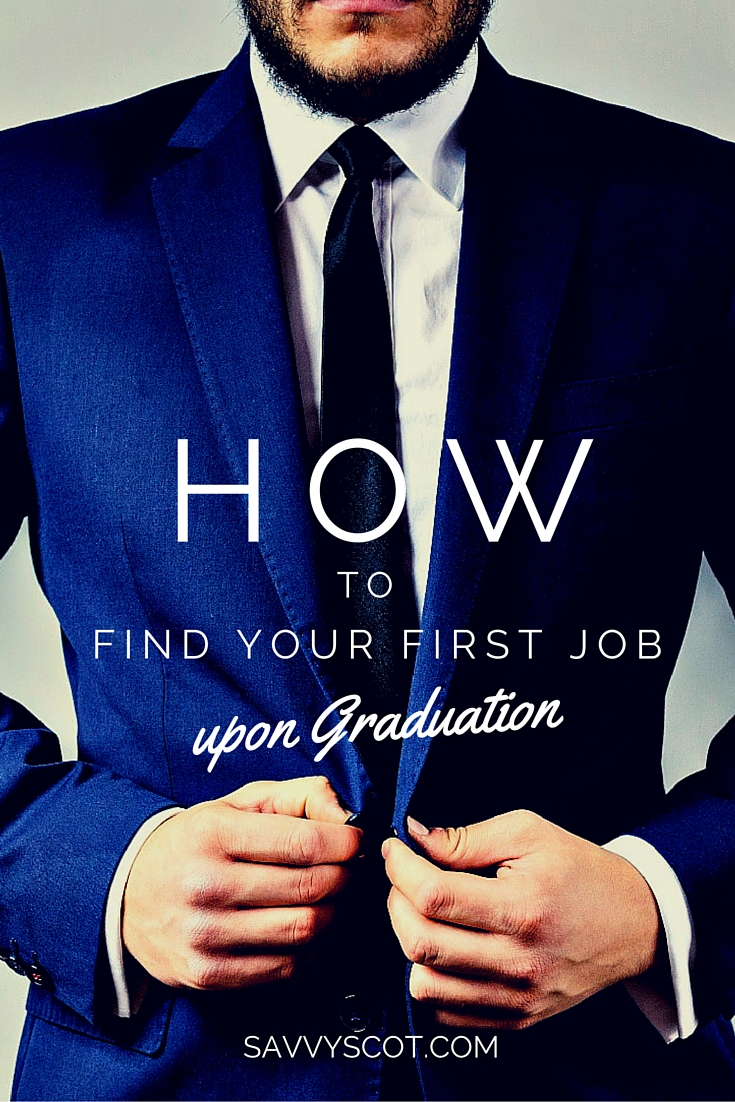Find Your First Job upon Graduation