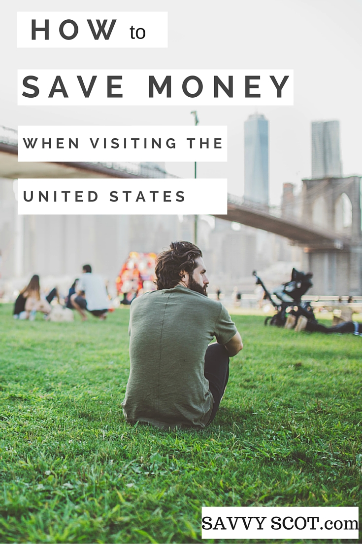 Save Money When Visiting the United States