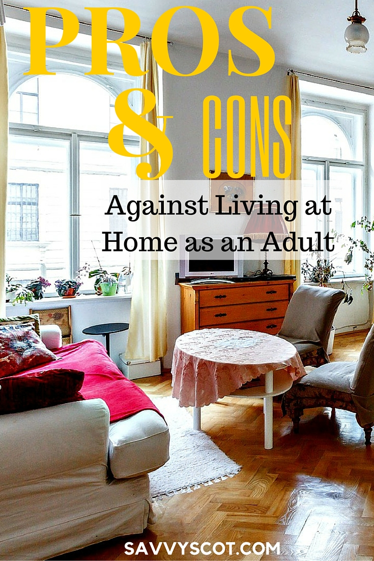 Living at Home as an Adult