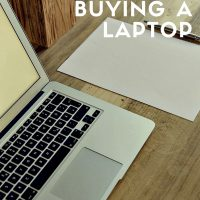Buying a Laptop