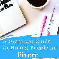 What service do you want done? Fiverr freelancers offer everything from voicemail greetings to short video production to just general virtual assistant work.