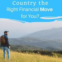 Is Living in the Country the Right Financial Move for You?