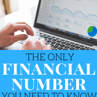 The only financial number you need to know