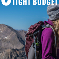 5 Tips to Travel on A Tight Budget