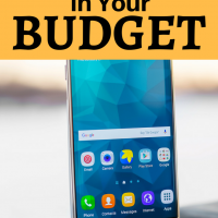 Items You May Forget To Include In Your Budget