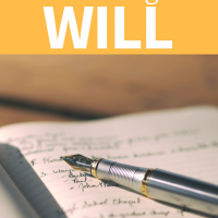 Remember that having a will isn't for you. It's for your children and heirs. Without a will, inheritance tax must be paid on the estate if over the threshold. Can you family afford these taxes?