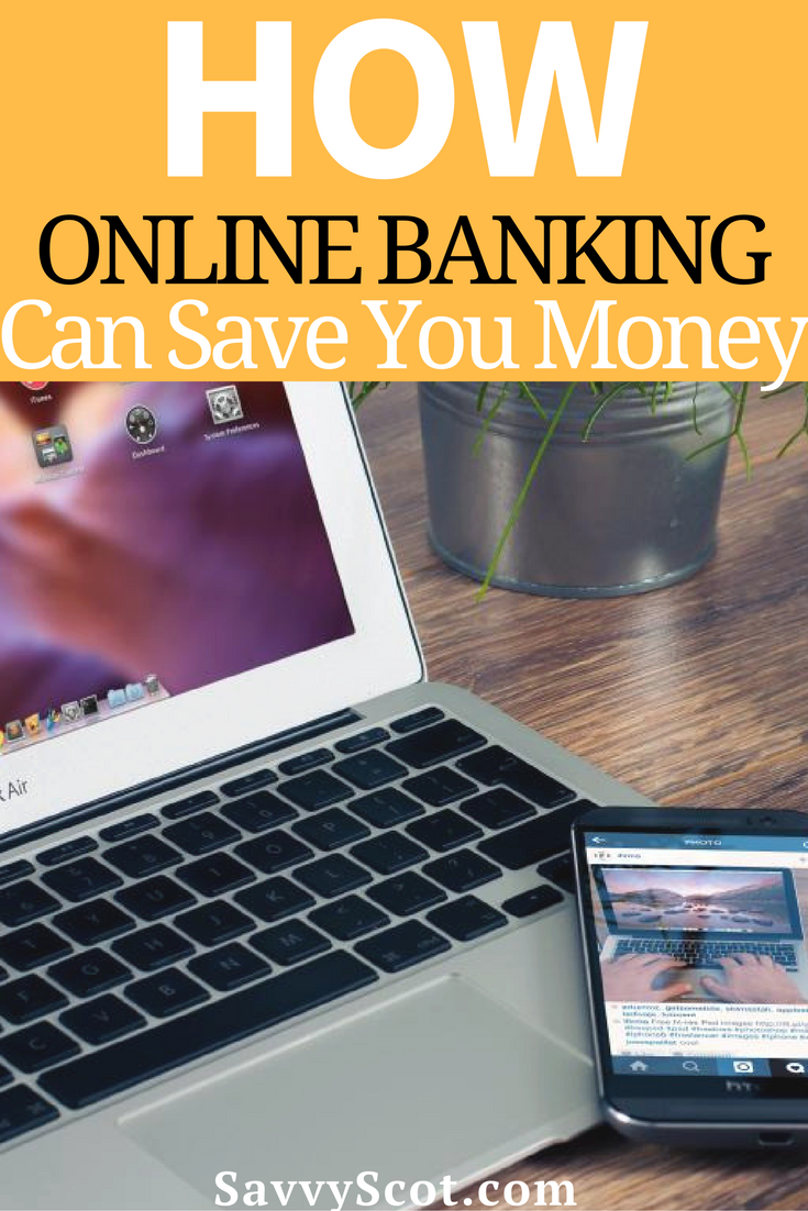 Online banking is usually a service provided by your bank, where an online bank is a bank that has no offline presence. Whether you are using an online banking service provided by your bank, or opening a new account with an online bank, online banking can save you money.