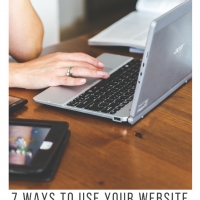 7 Ways to Use Your Website as a Business Communication Hub